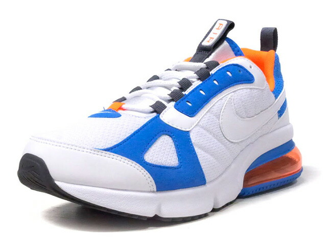 """NIKE AIR MAX 270 FUTURA """"LIMITED EDITION for NSW""""  WHT/SAX/ORG/GRY (AO1569-100)"""