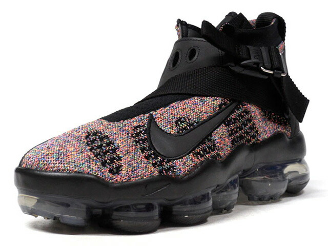 "NIKE AIR VAPORMAX PREMIER FLYKNIT ""LIMITED EDITION for NSW""  BLK/MULTI (AO3241-003)"