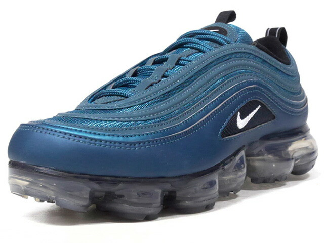 "NIKE (WMNS) AIR VAPORMAX '97 ""METALLIC DARK SEA"" ""LIMITED EDITION for NSW""  M.GRN/BLK/WHT/CLEAR (AO4542-901)"