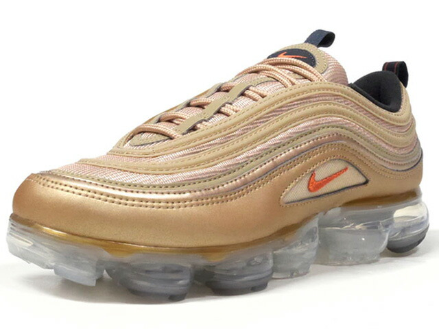 "NIKE (WMNS) AIR VAPORMAX '97 ""METALLIC GOLD"" ""LIMITED EDITION for NSW""  GLD/RED/CLEAR (AO4542-902)"
