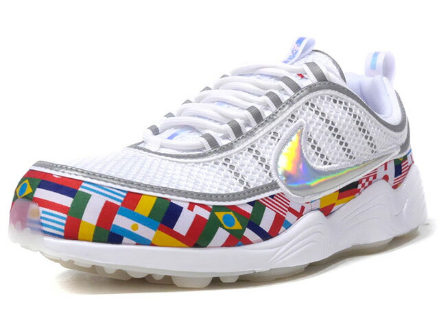 "NIKE AIR ZOOM SPIRIDON '16 NIC QS ""NIKE INTERNATIONAL COLLECTION"" ""LIMITED EDITION for NSW""  WHT/MULTI (AO5121-100)"