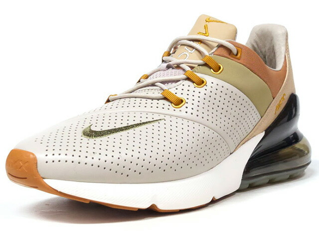 "NIKE AIR MAX 270 PREMIUM ""LIMITED EDITION for NSW""  L.GRY/BGE/OLV/L.BRN (AO8283-200)"