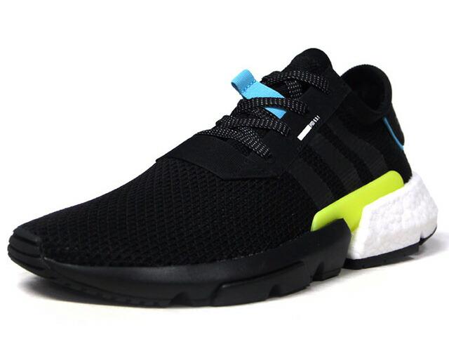 "adidas POD-S3.1 ""LIMITED EDITION""  BLK/YEL/SAX/WHT (AQ1059)"