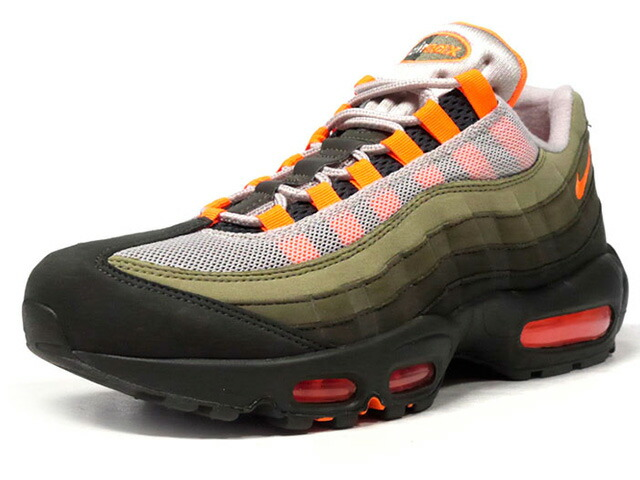 """NIKE AIR MAX 95 OG """"NEUTRAL OLIVE"""" """"LIMITED EDITION for NSW""""  OLV/BGE/ORG (AT2865-200)"""
