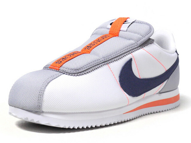"NIKE CORTEZ KENNY IV ""KENDRICK LAMAR"" ""LIMITED EDITION for NONFUTURE""  WHT/GRY/ORG/NVY (AV2950-100)"