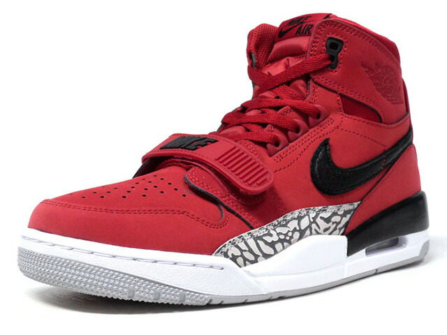 "JORDAN BRAND AIR JORDAN LEGACY 312 ""DON C"" ""MICHAEL JORDAN"" ""LIMITED EDITION for JORDAN BRAND""  RED/BLK/GRY/WHT (AV3922-601)"