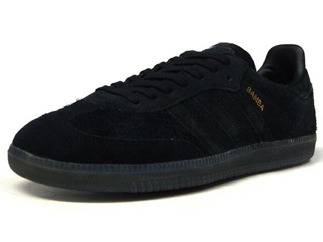 "adidas SAMBA OG ""LIMITED EDITION""  BLK/GLD (B75682)"