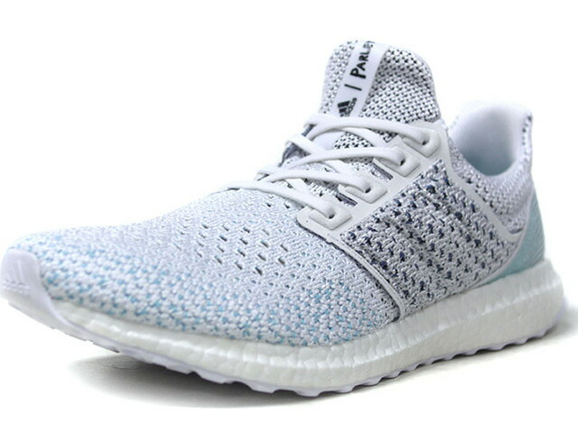 "adidas ULTRA BOOST PARLEY LTD ""Parley for the Oceans""  WHT/SAX (BB7076)"