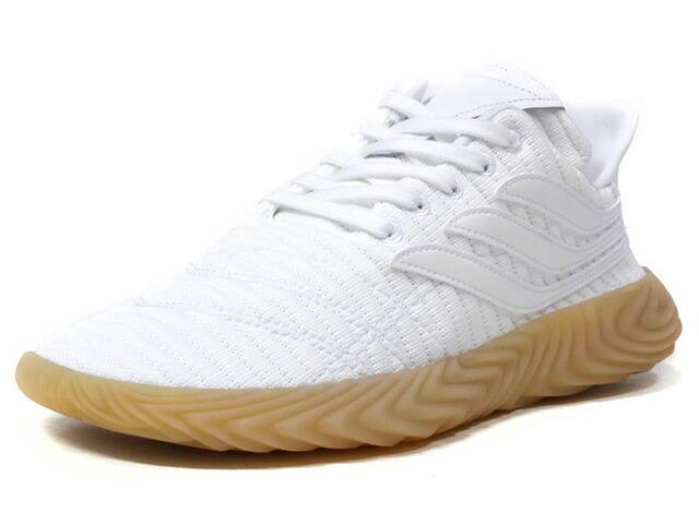 "adidas SOBAKOV ""LIMITED EDITION""  WHT/GUM (BB7666)"