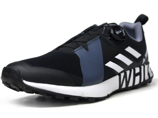 "adidas WM TERREX TWO BOA ""White Mountaineering""  BLK/NVY/WHT/GRY (BB7743)"