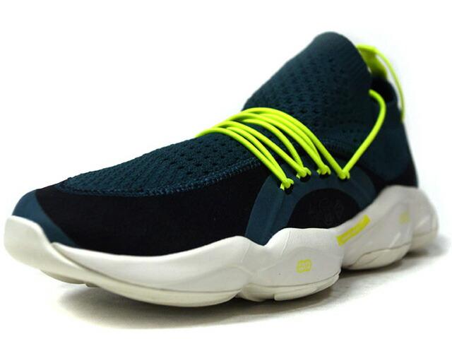 "Reebok DMX FUSION MS ""mita sneakers""  GRN/N.YEL/BLK/O.WHT (CN3603)"