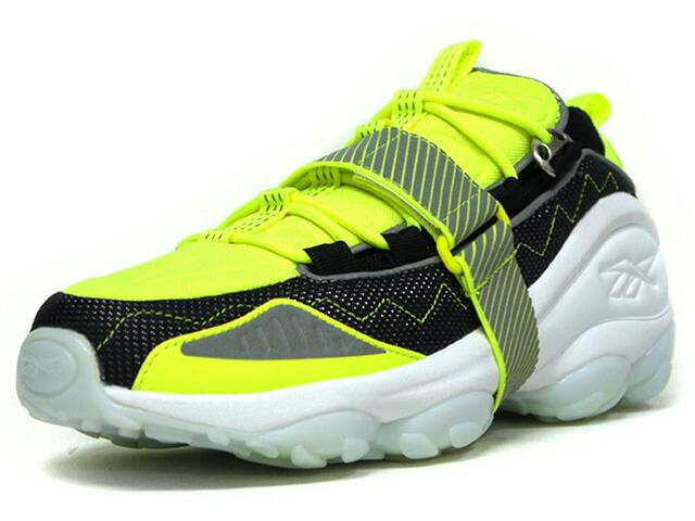 "Reebok DMX RUN 10 ""Winiche & Co. x mita sneakers""  N.YEL/WHT/BLK (CN6621)"