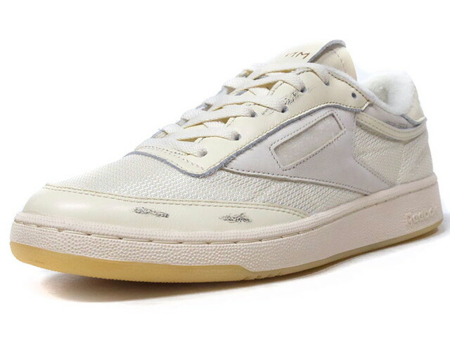 "Reebok CLUB C 85 WOS ""WALK OF SHAME""  O.WHT/SAX (CN6982)"