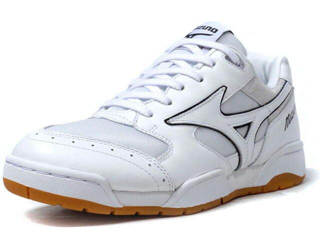 "MIZUNO COURT SELECT OG ""LIMITED EDITION for KAZOKU""  WHT/GRY/BLK (D1GA182801)"