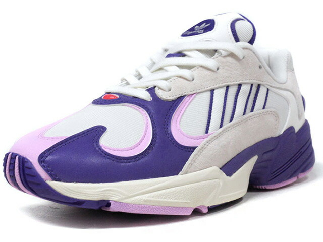 "adidas YUNG-1 DB ""DRAGON BALL Z / FRIEZA""  O.WHT/PPL/PNK (D97048)"