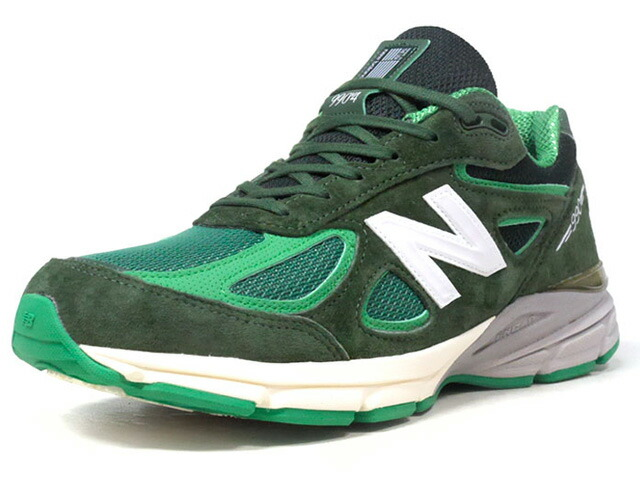 "new balance M990 V4 ""made in U.S.A."" ""Bouncing frog"" ""mita sneakers""  JMT4 (M990 JMT4)"