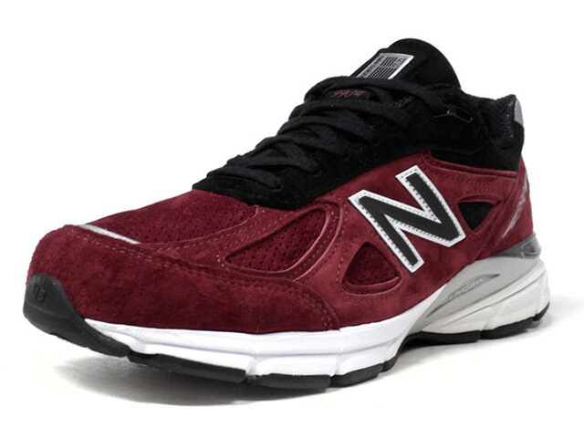 "new balance M990 V4 ""made in U.S.A."" ""LIMITED EDITION""  RB4 (M990 RB4)"