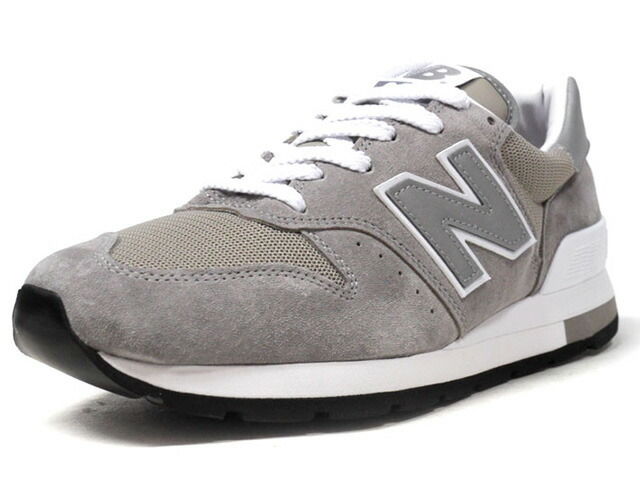 "new balance M995 ""made in U.S.A."" ""LIMITED EDITION""  GR (M995 GR)"