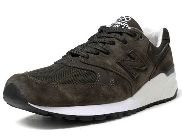 "new balance M999 ""made in U.S.A."" ""LIMITED EDITION""  NJ (M999 NJ)"
