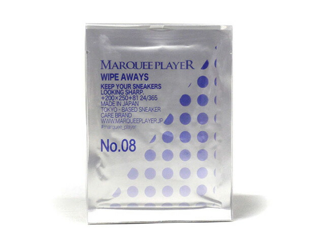 MARQUEE PLAYER WIPE AWAYS No.08   (marquee-player18)