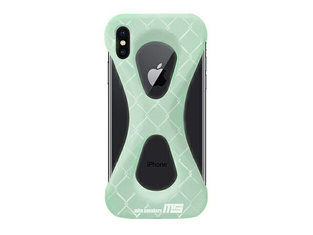 "GOODS Palmo x mita sneakers for iPhone X ""GLOW IN THE DARK""  GID/WHT (palmoXpmsgid)"