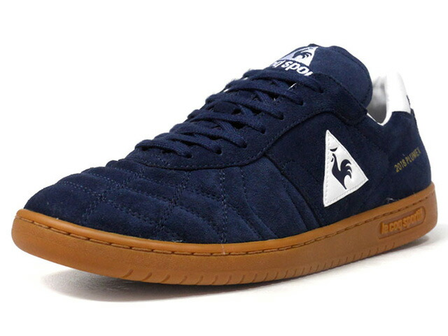 "le coq sportif PLUME X ""LIMITED EDITION for BETTER +""  NVY/WHT/GUM (QL1MJC51NV)"
