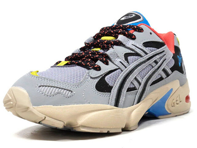 "ASICSTIGER GEL-KAYANO 5 OG ""TRAIL PACK"" ""LIMITED EDITION""  GRY/BLK/YEL/ORG/BLU/NAT (1191A148.020)"