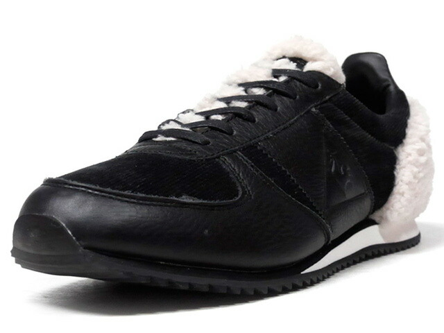 """le coq sportif TURBOSTYLE DEMONTAGNEE """"LA DEMONTAGNEE PACK"""" """"LIMITED EDITION for SELECT""""  BLK/O.WHT (1820408)"""