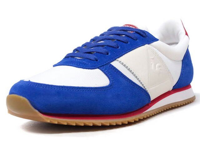 "le coq sportif TURBOSTYLE BBR ""made in FRANCE"" ""BBR PACK"" ""LIMITED EDITION for SELECT""  WHT/BLU/RED/GUM (1820714)"