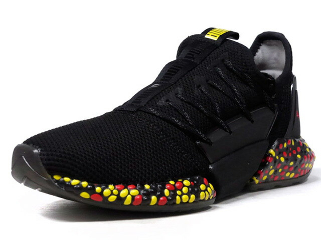 "Puma HYBRID ROCKET RUNNER ""LIMITED EDITION for PRIME""  BLK/YEL/RED (191592-10)"
