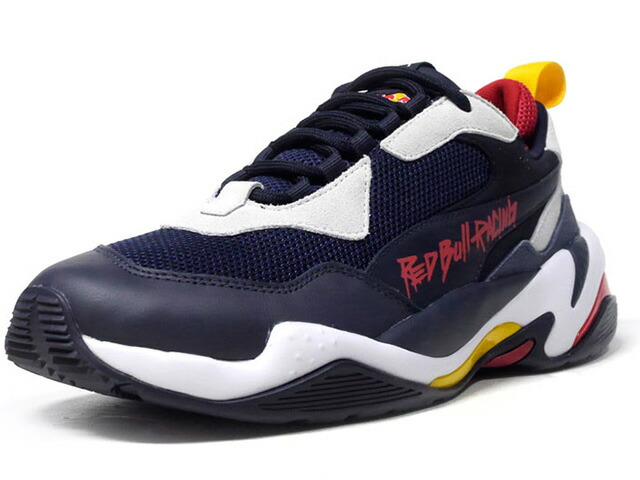 "Puma RBR THUNDER ""RED BULL RACING"" ""KA LIMITED EDITION""  NVY/L.GRY/RED/YEL/WHT (339903-01)"