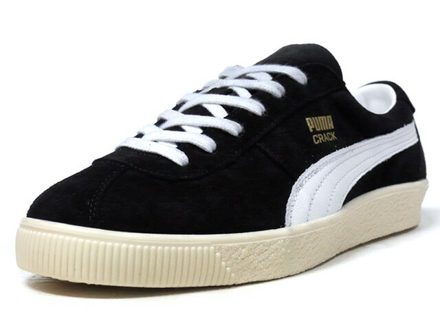 "Puma CRACK HERITAGE ""KA LIMITED EDITION""  BLK/WHT/NAT (365886-03)"