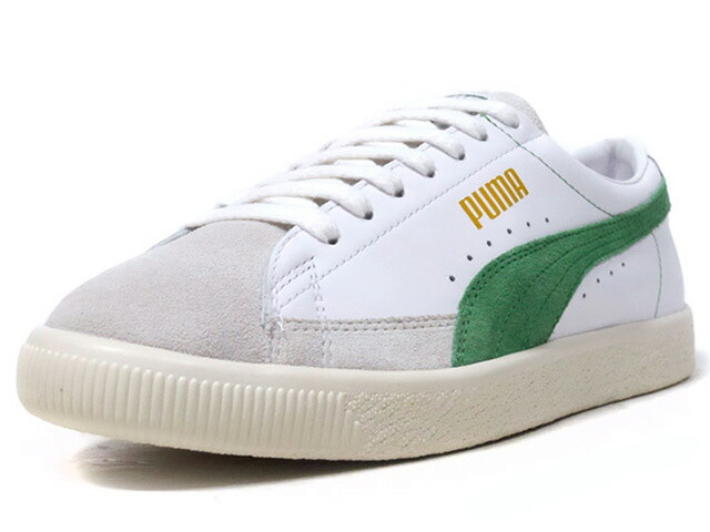 "Puma BASKET 90680 ""KA LIMITED EDITION""  WHT/O.WHT/GRN/NAT (365944-06)"
