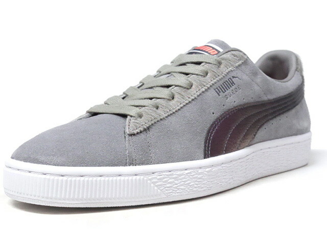 "Puma SUEDE CLASSIC X STAPLE PIGEON ""STAPLE DESIGN"" ""SUEDE 50th ANNIVERSARY"" ""KA LIMITED EDITION""  GRY/PNK/WHT (366334-01)"