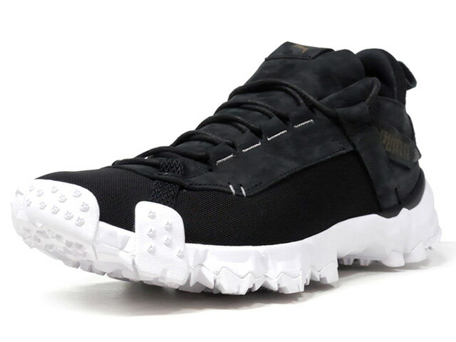 "Puma TRAILFOX ""LIMITED EDITION for LIFESTYLE""  BLK/WHT (366683-01)"