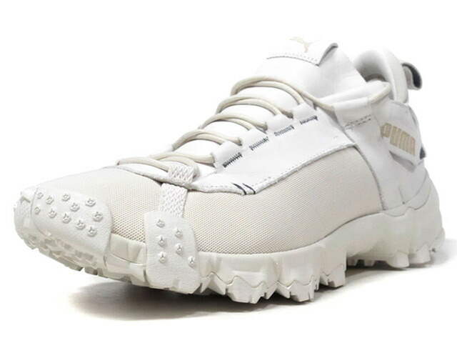 "Puma TRAILFOX ""LIMITED EDITION for LIFESTYLE""  O.WHT/O.WHT (366683-02)"