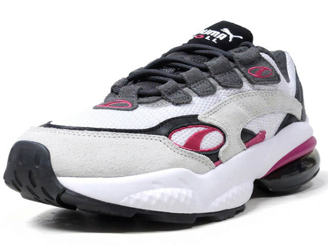 """Puma CELL VENOM """"LIMITED EDITION for LIFESTYLE""""  WHT/L.GRY/GRY/BLK/PNK (369354-08)"""