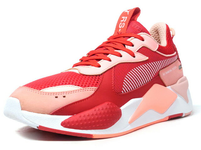 """Puma RS-X TOYS """"LIMITED EDITION for LIFESTYLE""""  RED/S.PNK/PNK/WHT (369449-07)"""