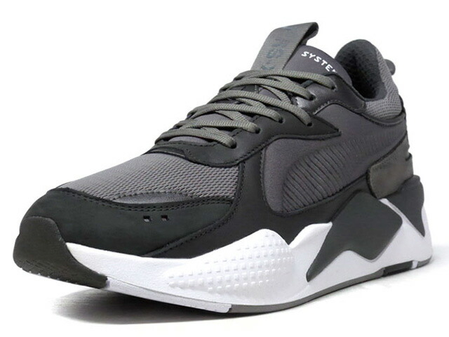 "Puma RS-X TROPHY ""LIMITED EDITION for LIFESTYLE""  C.GRY/GRY/SLV/WHT (369451-03)"