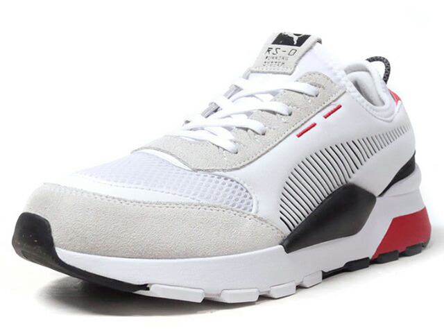 """Puma RS-0 WINTER INJ TOYS """"LIMITED EDITION for PRIME""""  WHT/O.WHT/BLK/RED (369469-01)"""