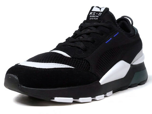 """Puma RS-0 WINTER INJ TOYS """"LIMITED EDITION for PRIME""""  BLK/L.GRY/WHT/D.GRN/BLU (369469-02)"""
