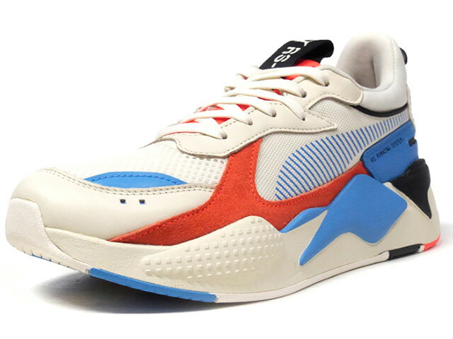 "Puma RS-X REINVENTION ""KA LIMITED EDITION""  O.WHT/SAX/ORG/BLK (369579-01)"