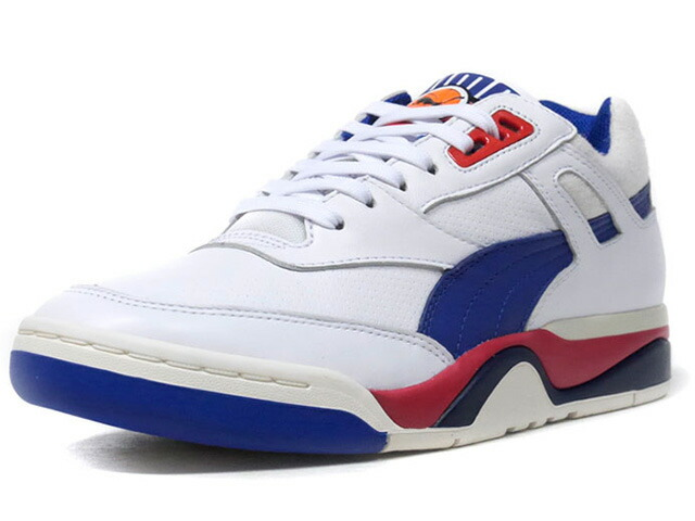 "Puma PALACE GUARD OG ""ISIAH THOMAS"" ""KA LIMITED EDITION""  WHT/BLU/RED/O.WHT (369587-01)"