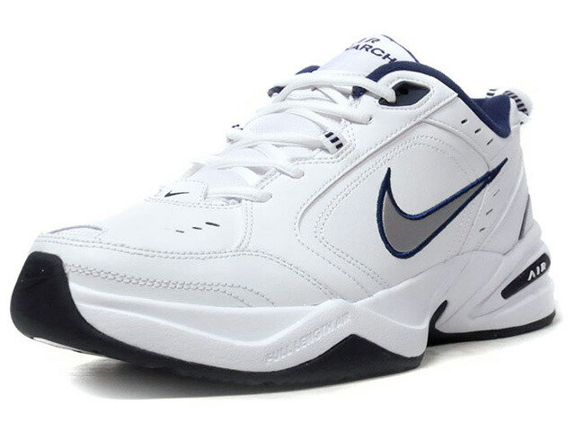 "NIKE AIR MONARCH IV ""LIMITED EDITION for NSW""  WHT/GRY/N.YEL (415445-100)"