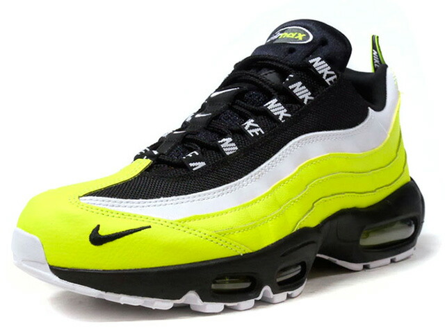"NIKE AIR MAX 95 PRM ""VOLT"" ""LIMITED EDITION for NSW""  N.YEL/BLK/WHT (538416-701)"