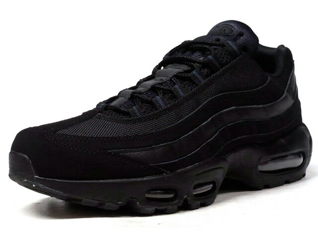 "NIKE AIR MAX 95 ""TRIPLE BLACK"" ""LIMITED EDITION for NSW""  BLK/BLK/BLK (609048-092)"