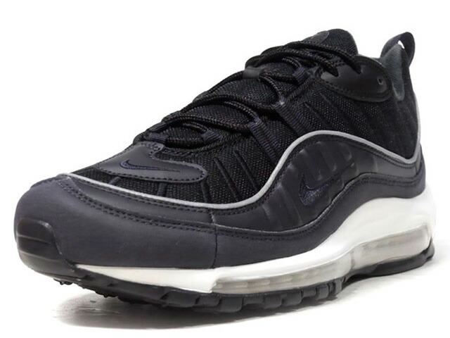 "NIKE AIR MAX 98 ""LIMITED EDITION for NSW""  BLK/C.GRY/WHT (640744-009)"