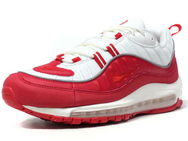 "NIKE AIR MAX 98 ""LIMITED EDITION for NSW""  WHT/RED (640744-602)"