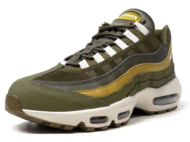 "NIKE AIR MAX 95 ESSENTIAL ""LIMITED EDITION for NSW""  OLV/L.GRY (749766-303)"