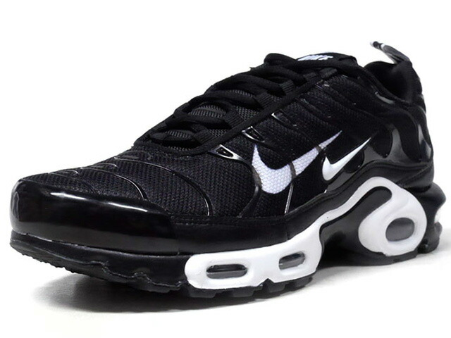 "NIKE AIR MAX PLUS PRM ""LIMITED EDITION for NSW""  BLK/WHT (815994-004)"